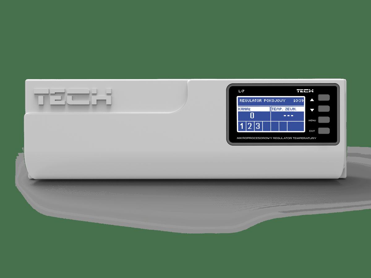 Проводная монтажная планка TECH L-7
