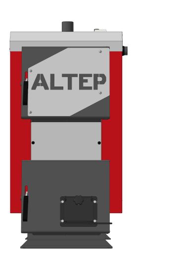 Твердотопливный котел Altep Mini 25 кВт