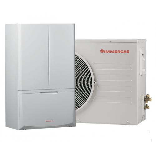 Тепловой насос воздух/вода Immergas Magis PRO 8 ErP