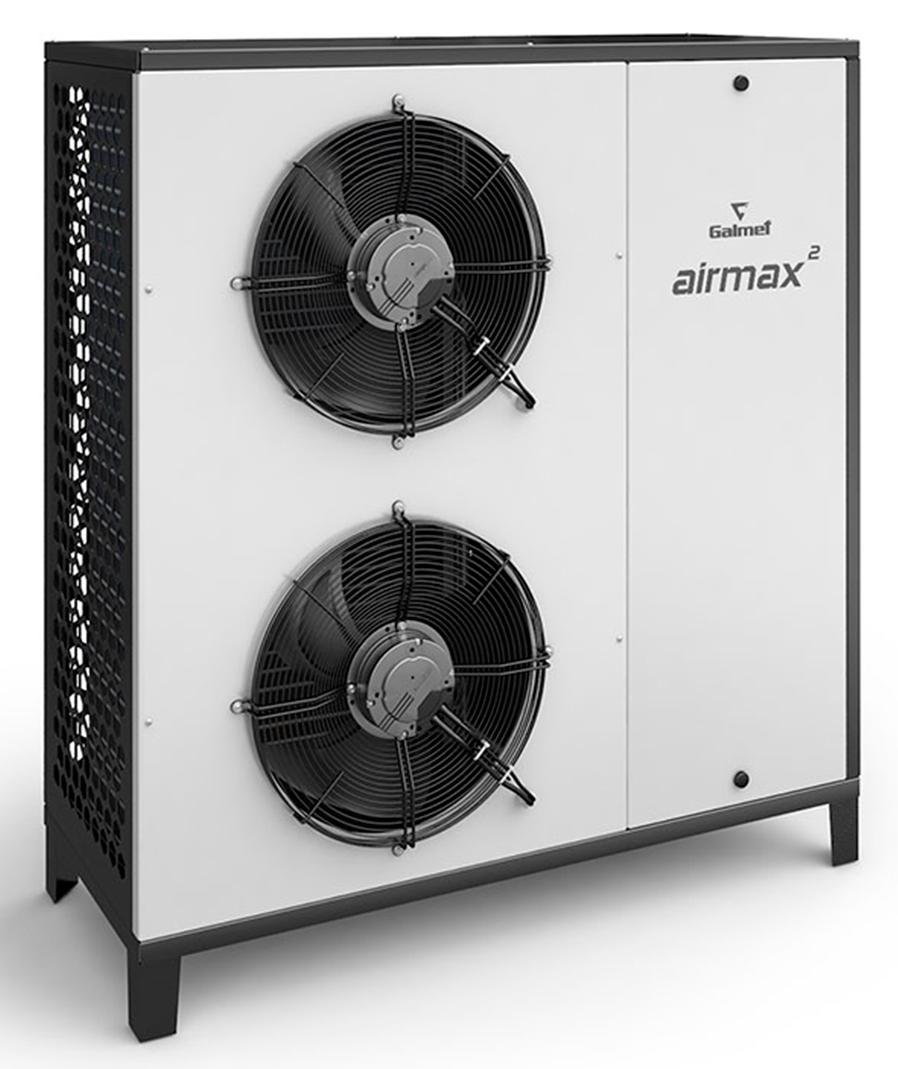 Тепловой насос Galmet AirMax2 GT 26 воздух-вода
