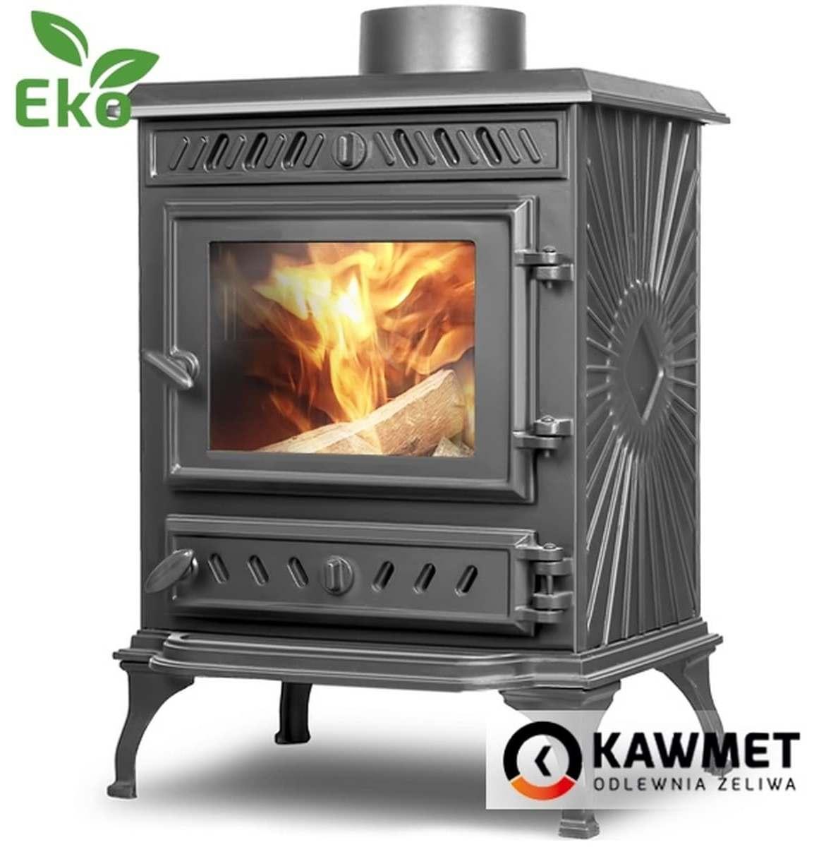 Чугунная печь KAWMET P3 7,4кВт EKO
