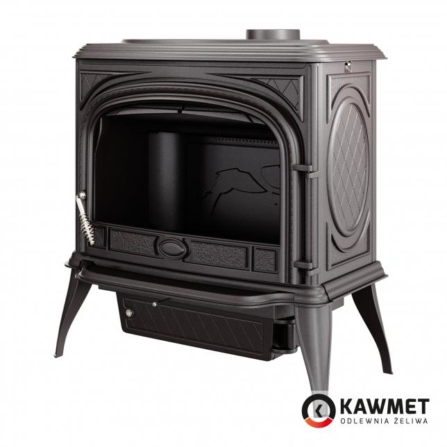 Чугунная печь KAWMET Premium S6 13,9кВт