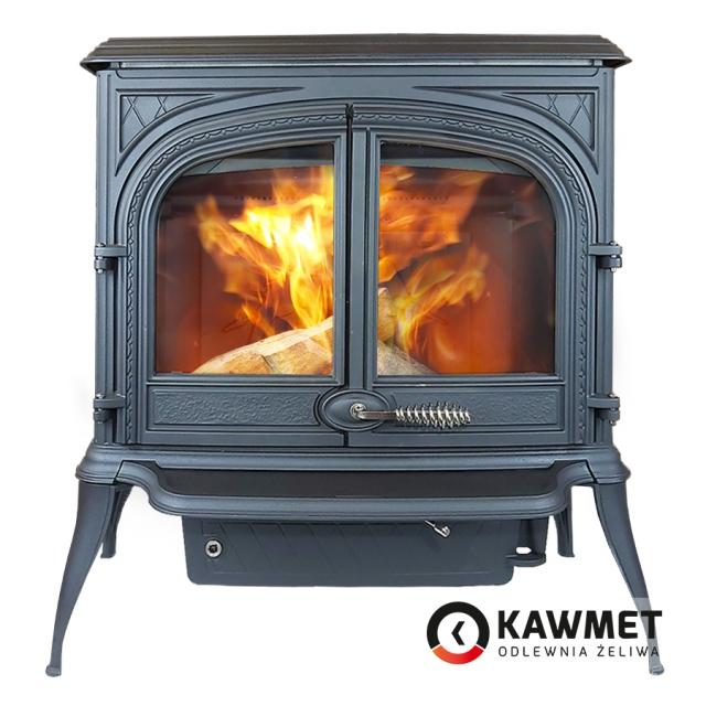 Чугунная печь KAWMET Premium S7 11,3кВт