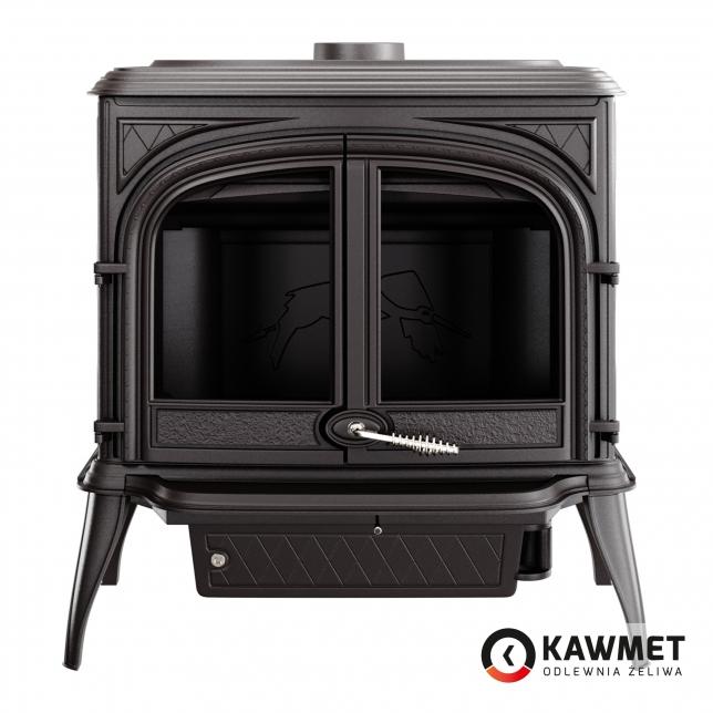 Чугунная печь KAWMET Premium S8 13,9кВт