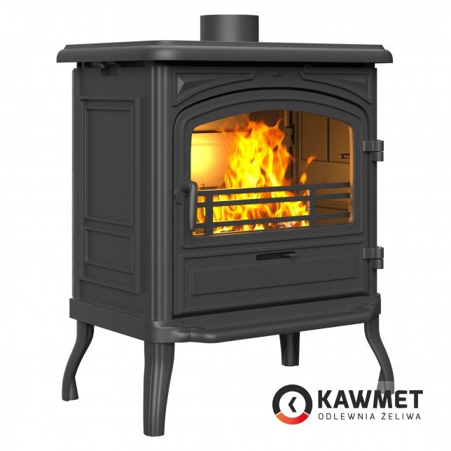 Чугунная печь KAWMET Premium S13 10кВт