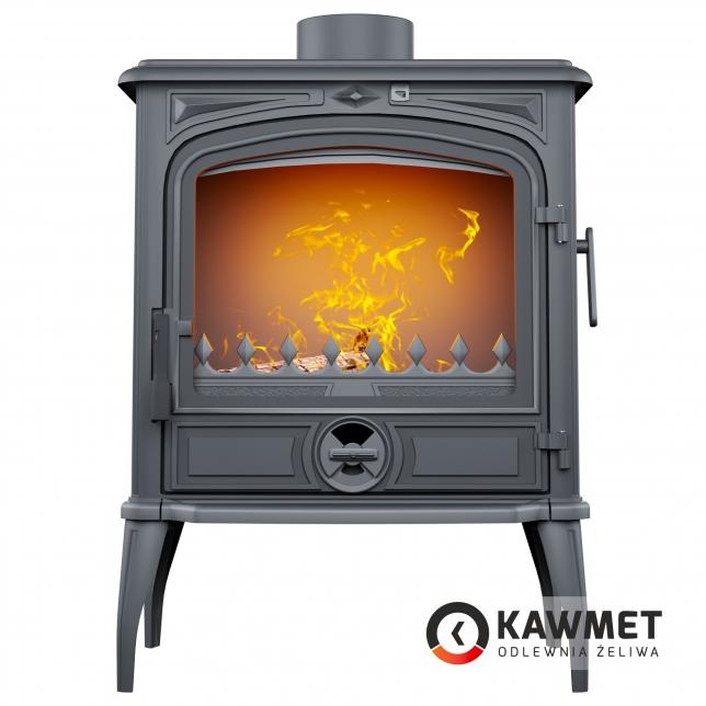 Чугунная печь KAWMET Premium S14 6,5кВт