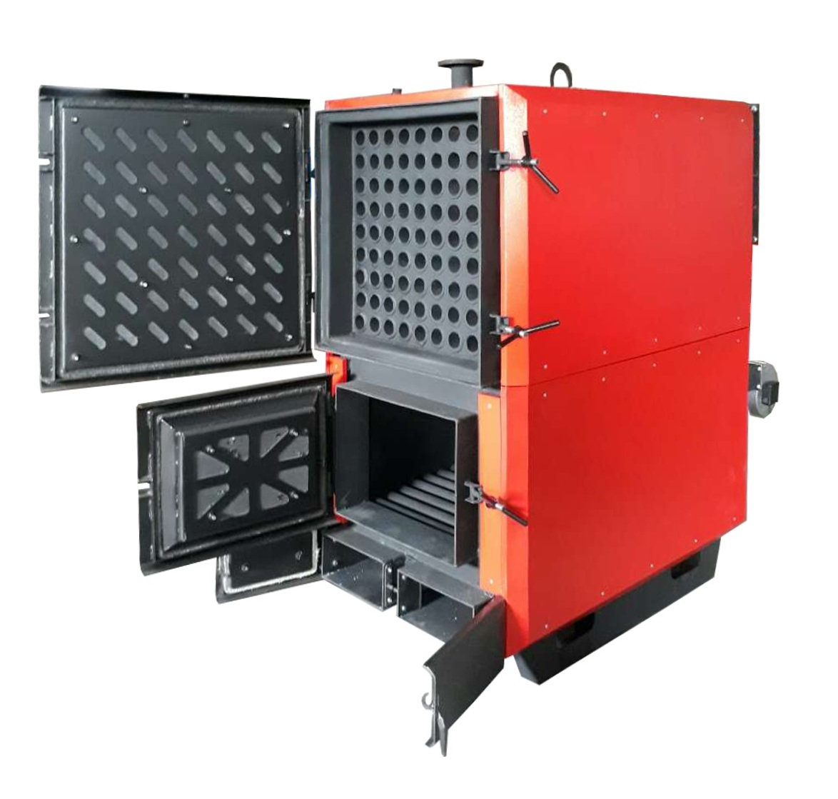 Дровяной котел TIS Hard Bio 400 кВт