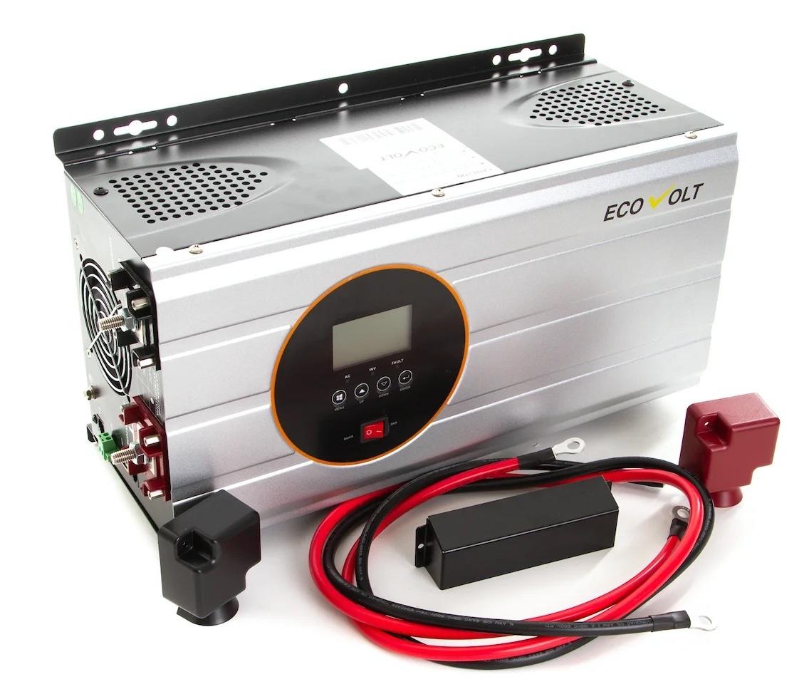 ИБП для котла EcoVolt PRO 6048